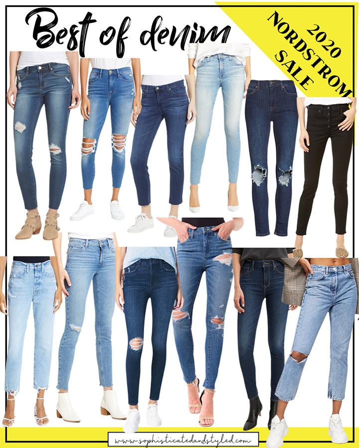 NSALE 2020 Best of Denim