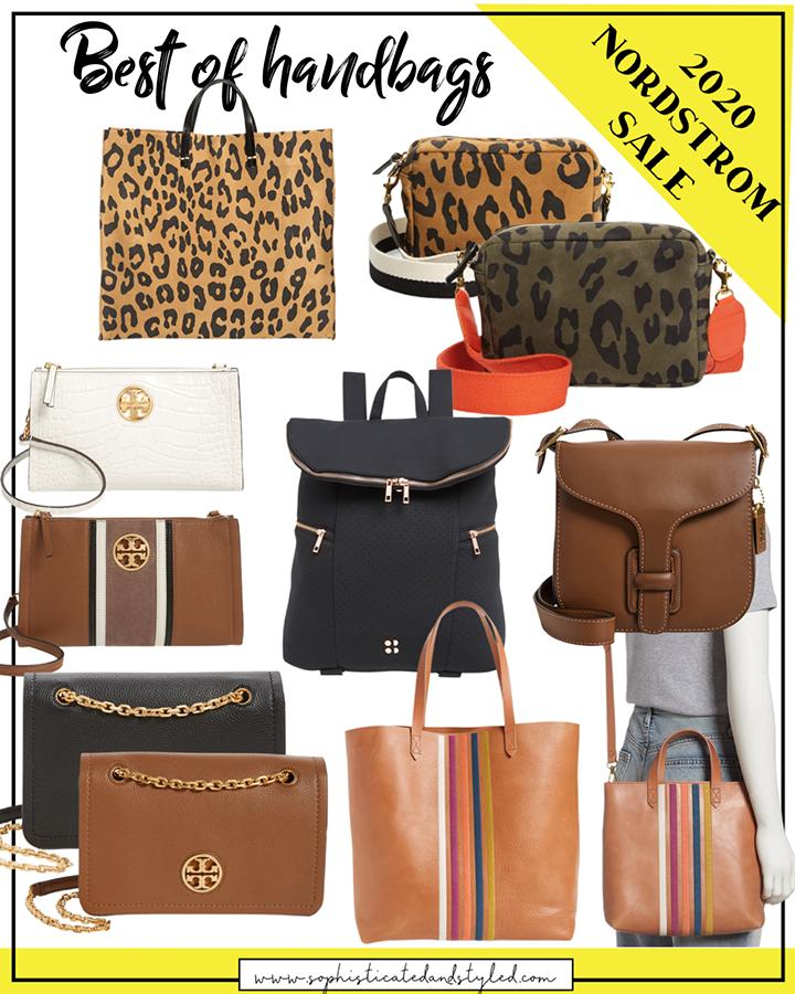 NSALE best of handbags